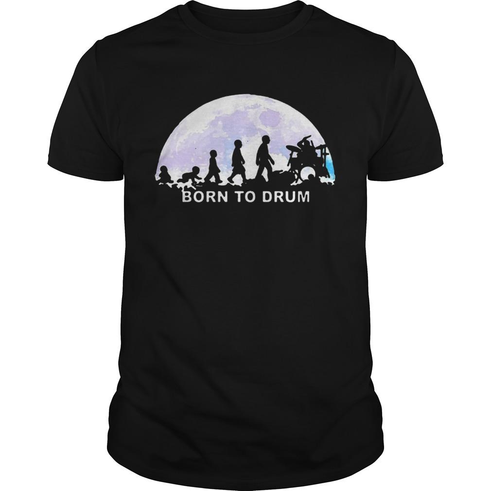 Born to drum moon mashup Abbey Road  Unisex
