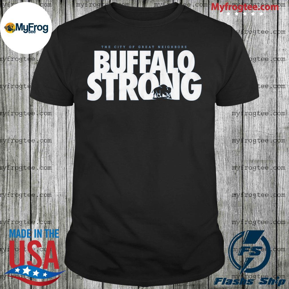 Buffalo Strong shirt