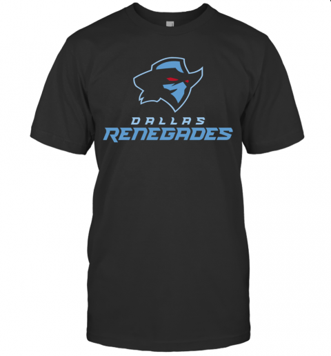 Dallas Renegades T-Shirt Classic Men's T-shirt