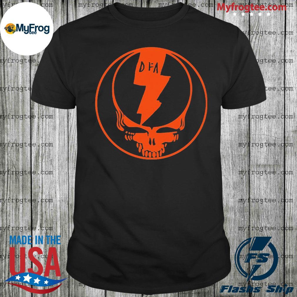 DFA Stealie shirt