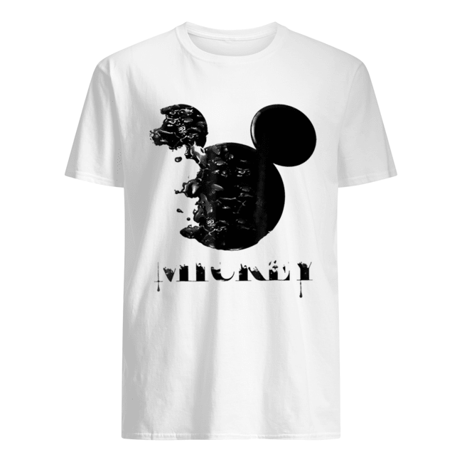 Disney Mickey Mouse Ink  Classic Men's T-shirt