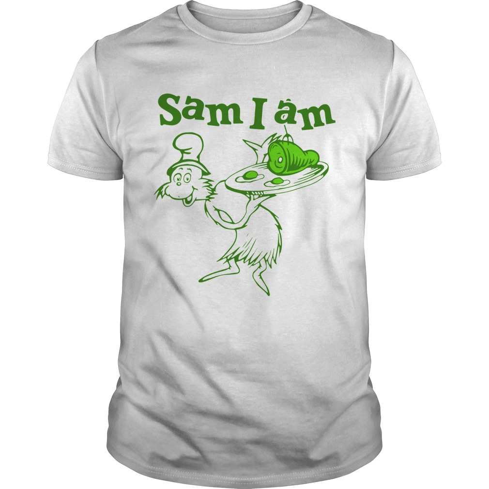 Dr Seuss Sam I Am Green Eggs And Ham  Unisex