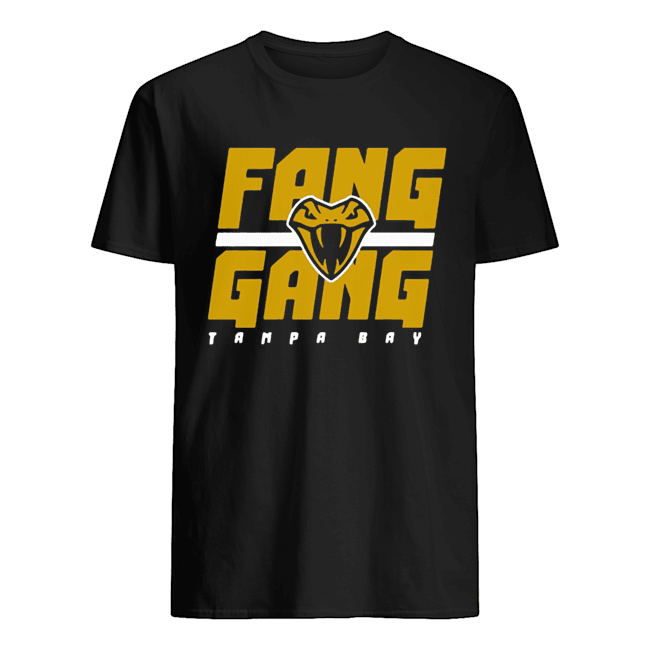 Fang Gang Tampa Bay Vipers XFL Officially Licensed  Classic Men's T-shirt