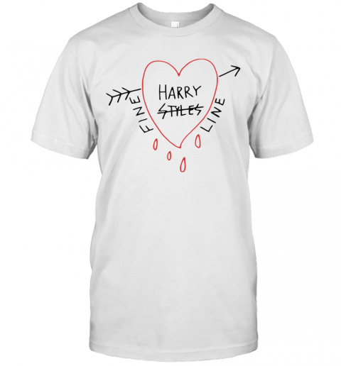 Harry Styles Fine Line T-Shirt Classic Men's T-shirt