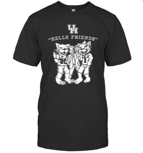 Hello Friends Houston Jim Nantz – Houston Cougars T-Shirt Classic Men's T-shirt