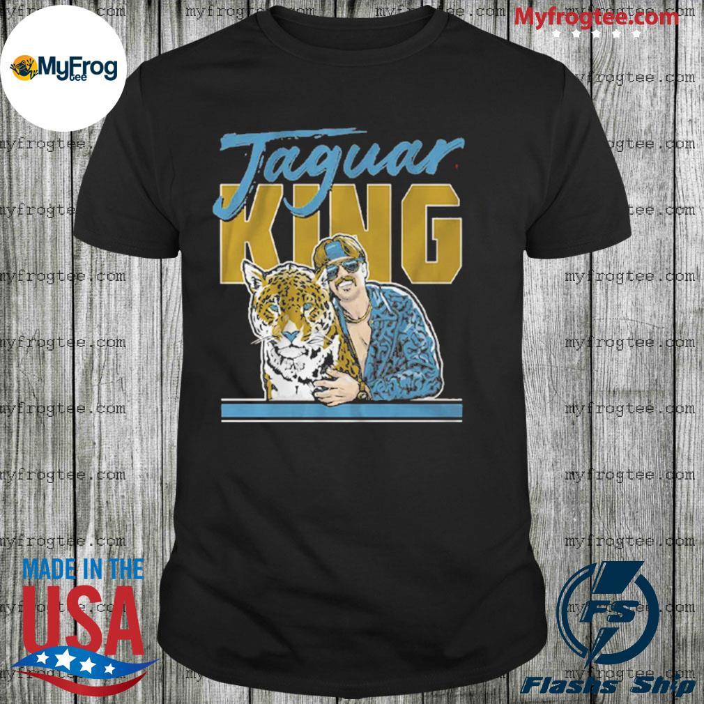Jaguar King Shirts Jacksonville Gardner Minshew