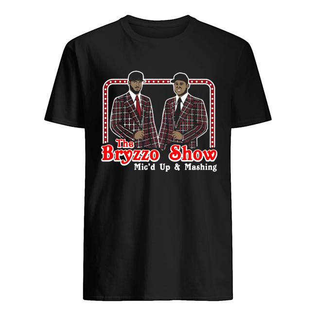 Kris Bryant The Bryzzo Show  Classic Men's T-shirt
