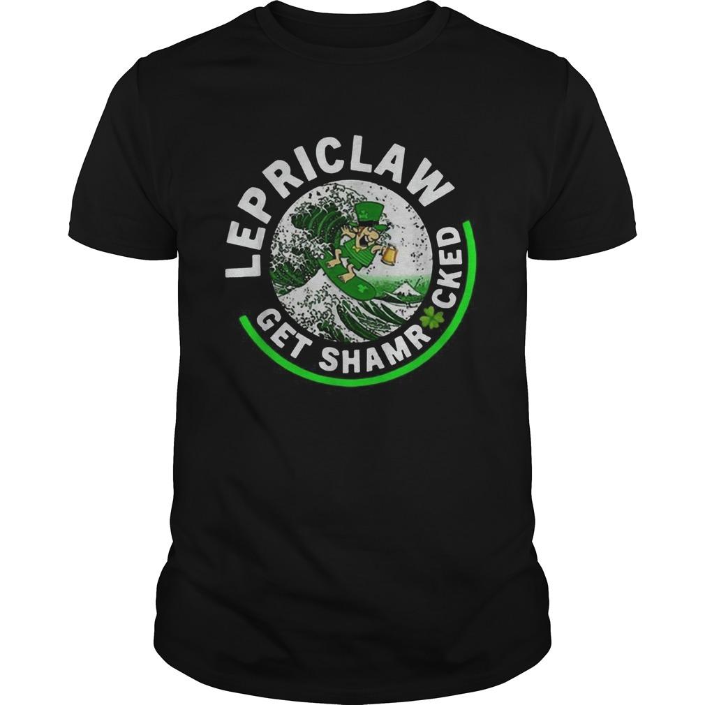 Lepriclaw Shamrock Leprechaun Beer Drinking  Unisex