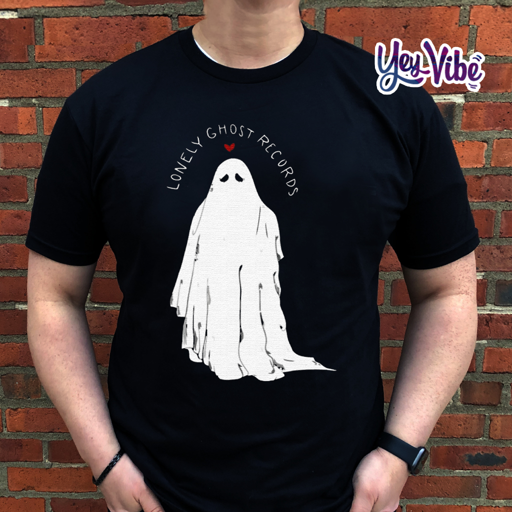 Lonely ghost records T Shirts