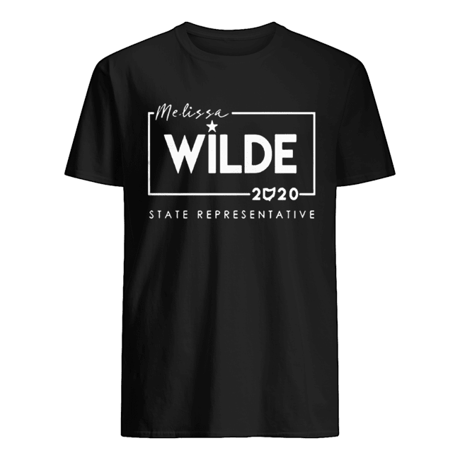 Melissa Wilde 2020 State Representative  Classic Men's T-shirt