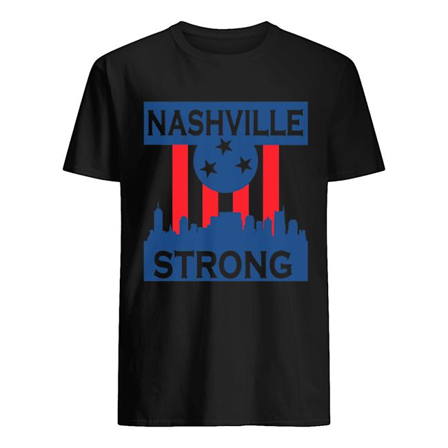 Nashville Strong 2020  Classic Men's T-shirt