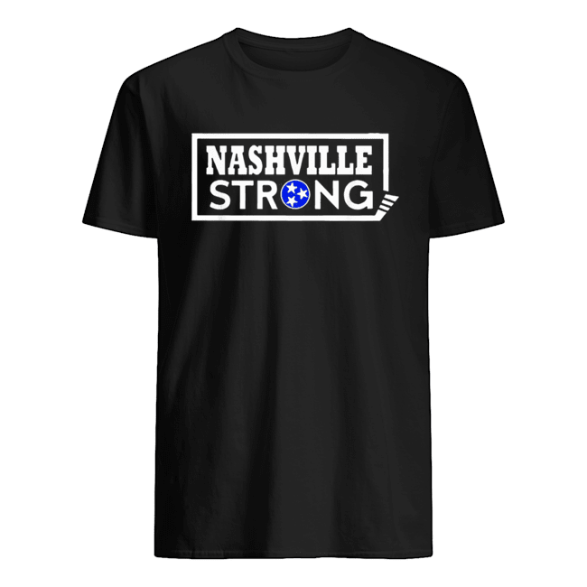 NASHVILLE STRONG Believe in Nashville  Classic Men's T-shirt