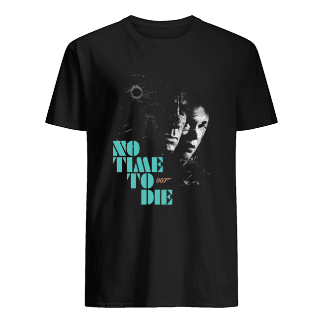 No Time To Die 007 Bond 25  Classic Men's T-shirt