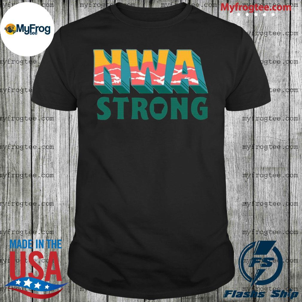Nwa Strong Northwest Arkansas Food Bank Shirt