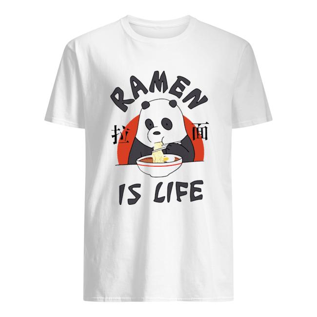 Ramen Is Life  Classic Men's T-shirt