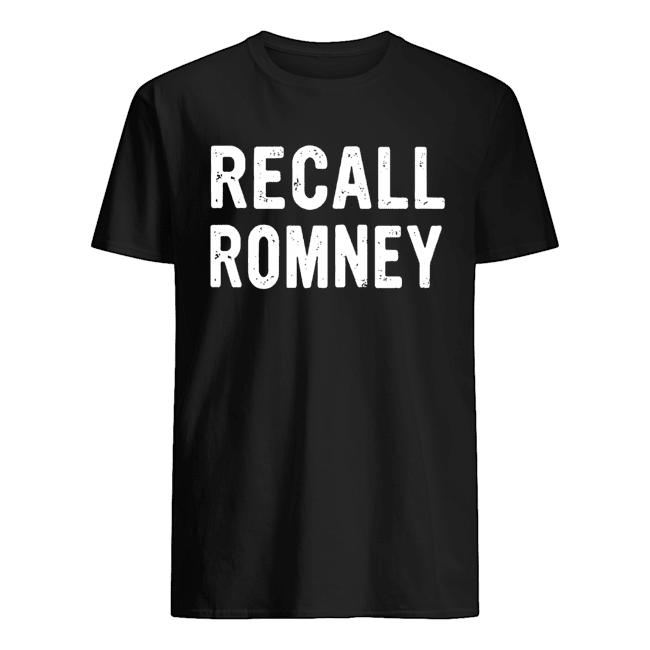 Recall Romney  Classic Men's T-shirt