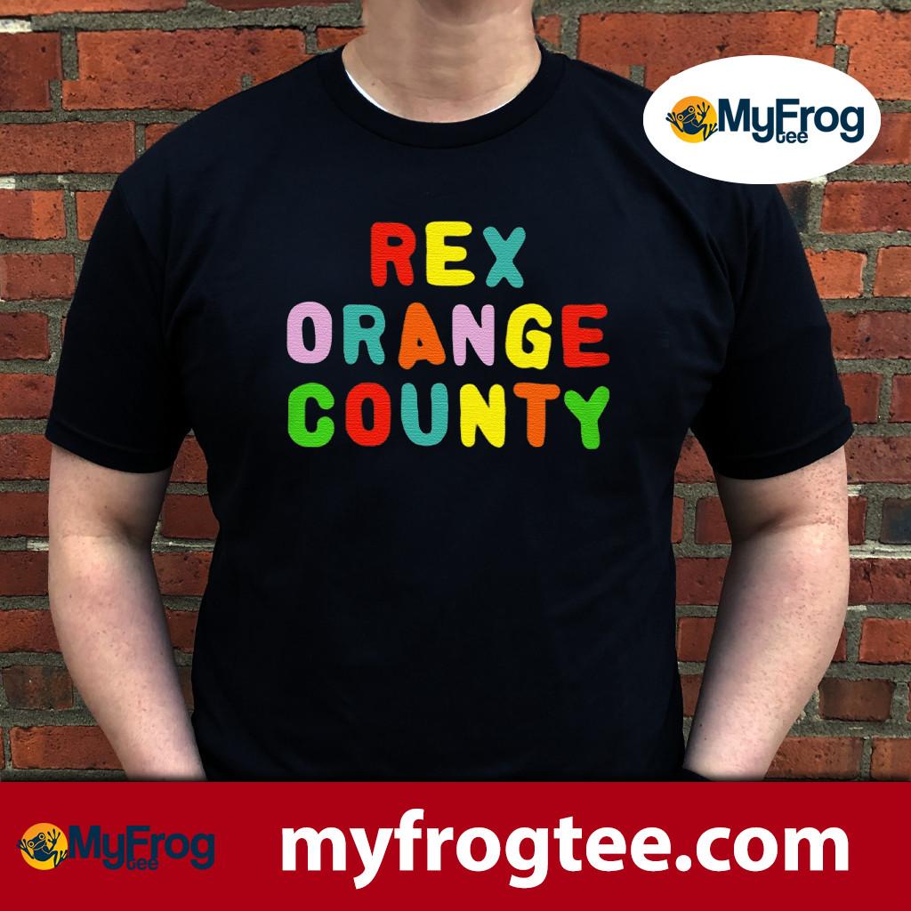 rex orange county t shirt