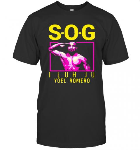 Sog I Luh Ju Yoel Romero T-Shirt Classic Men's T-shirt