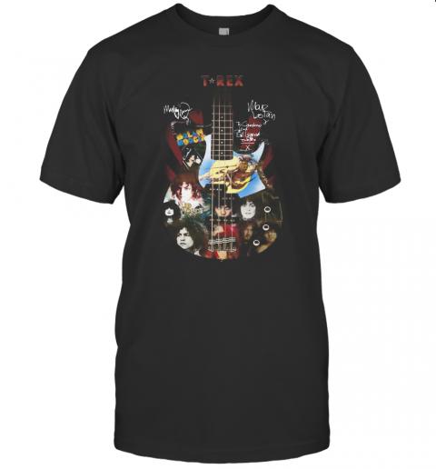 Trex Guitar Signatures T-Shirt Classic Men's T-shirt