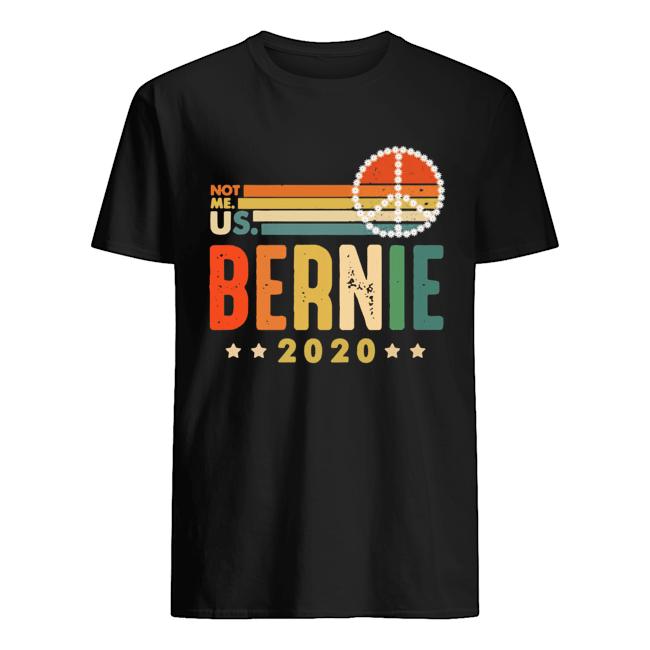 Vintage Bernie Sanders For President 2020  Classic Men's T-shirt
