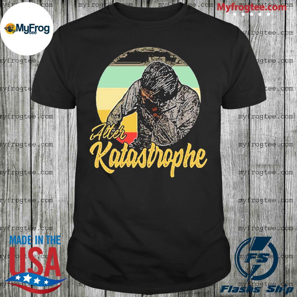 Alter Katastrophe Vintage Shirt