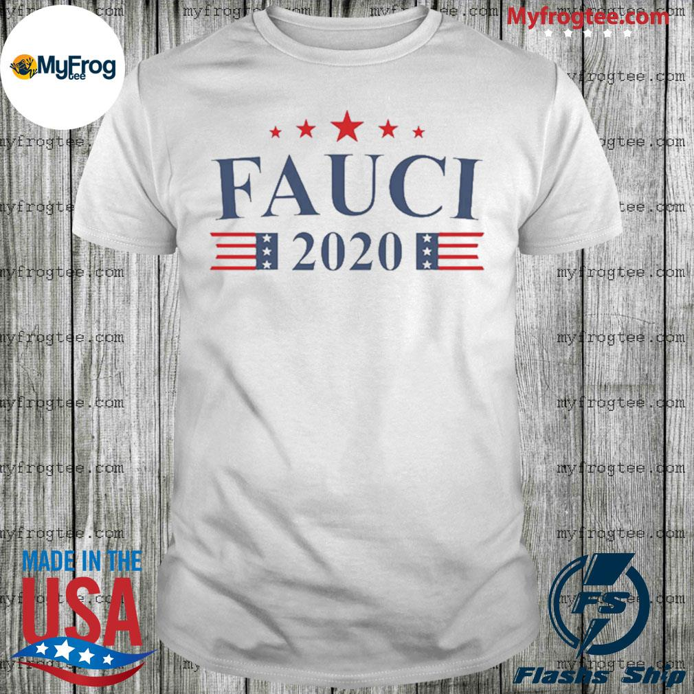 Anthony Fauci 2020 shirt