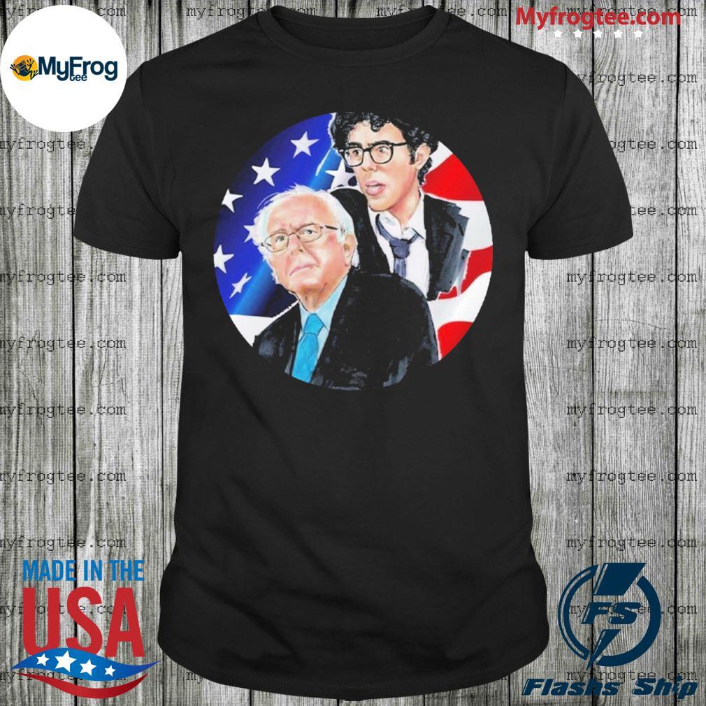 Bernie Fights 4Us shirt
