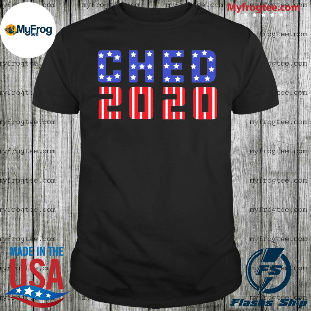 Ched 2020 shirt