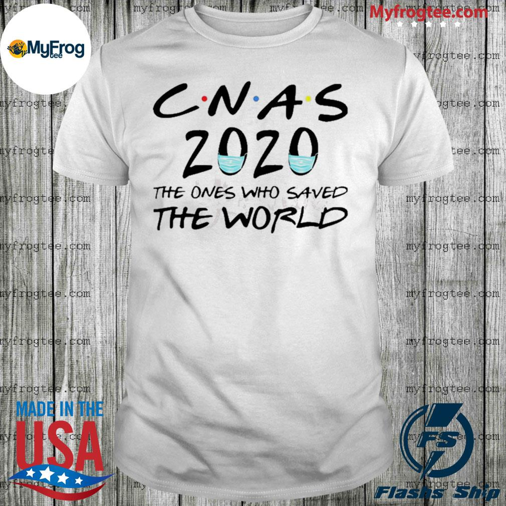 CNAS 2020 the ones who saved the world Corona shirt
