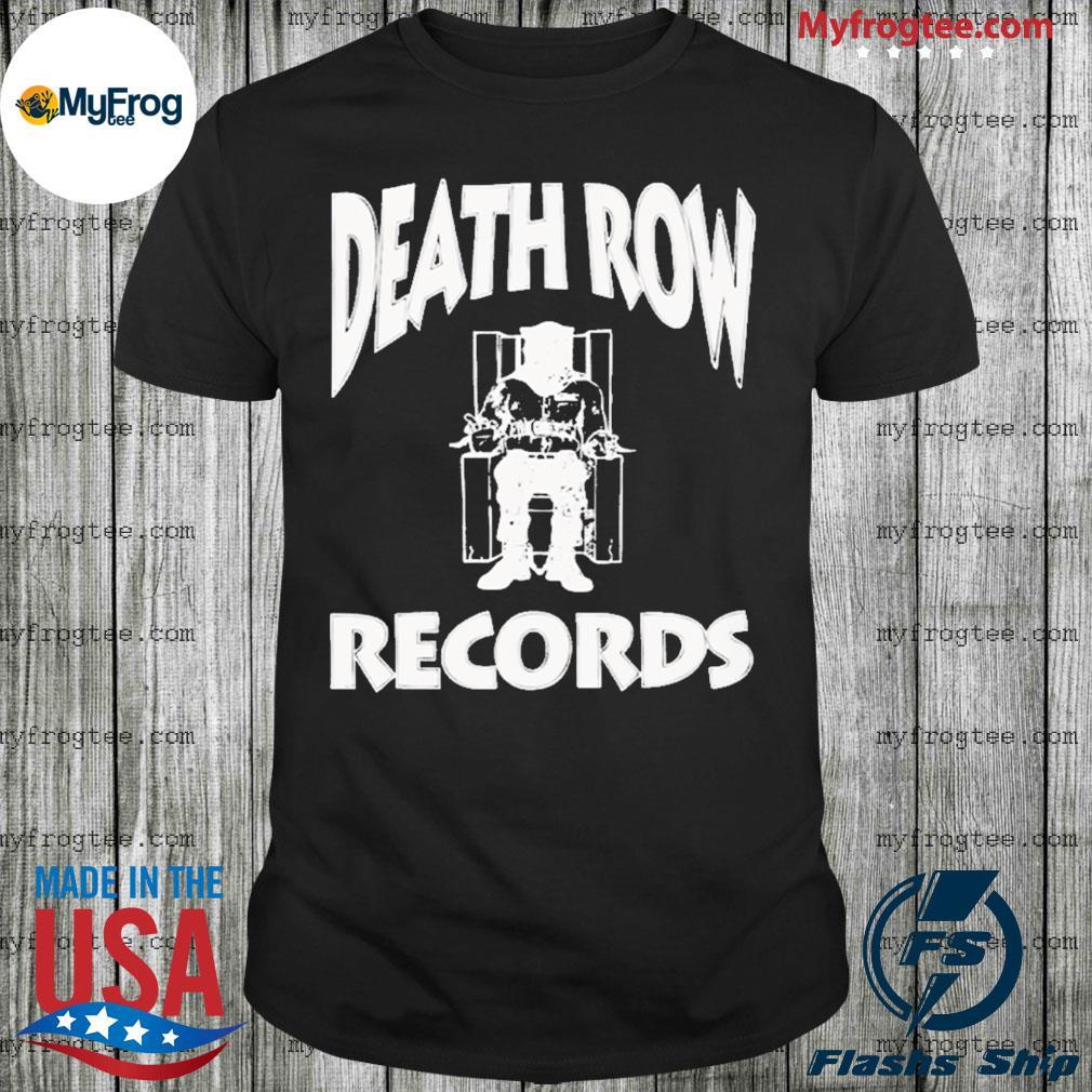 Death Row Record shirt