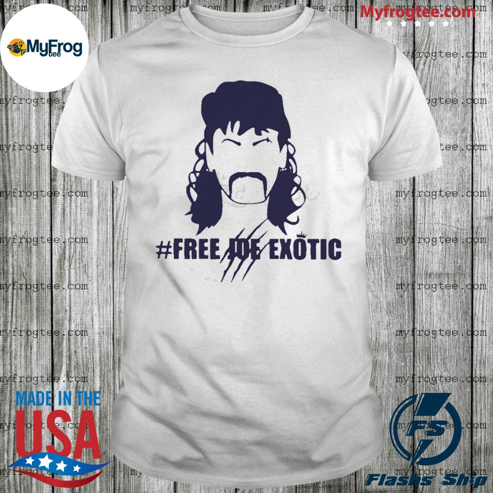 Frees Joe Exotic Shirt