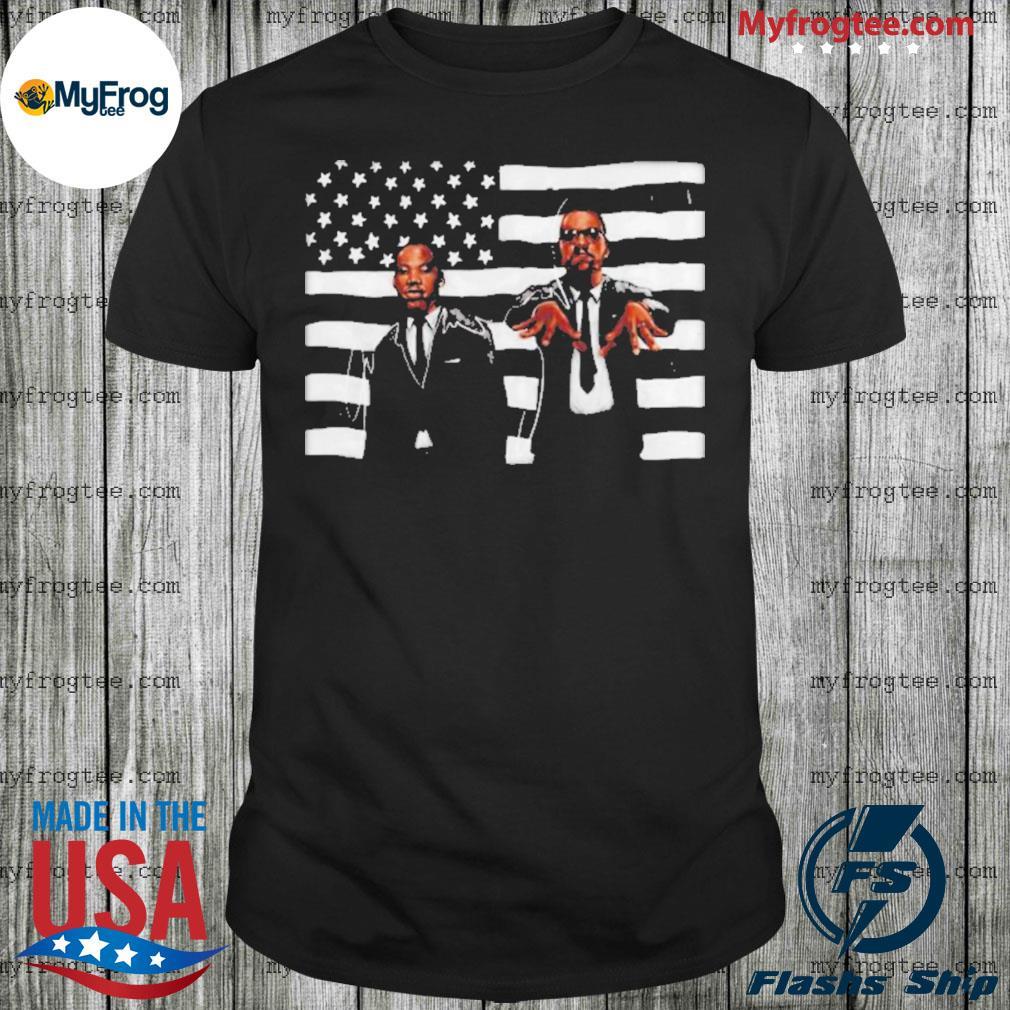 Joyner Lucas and Meek Mill shirt
