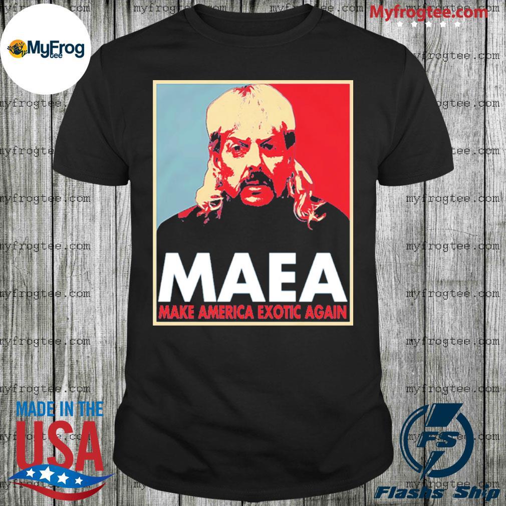 Maea Make America Exotic Again Shirt