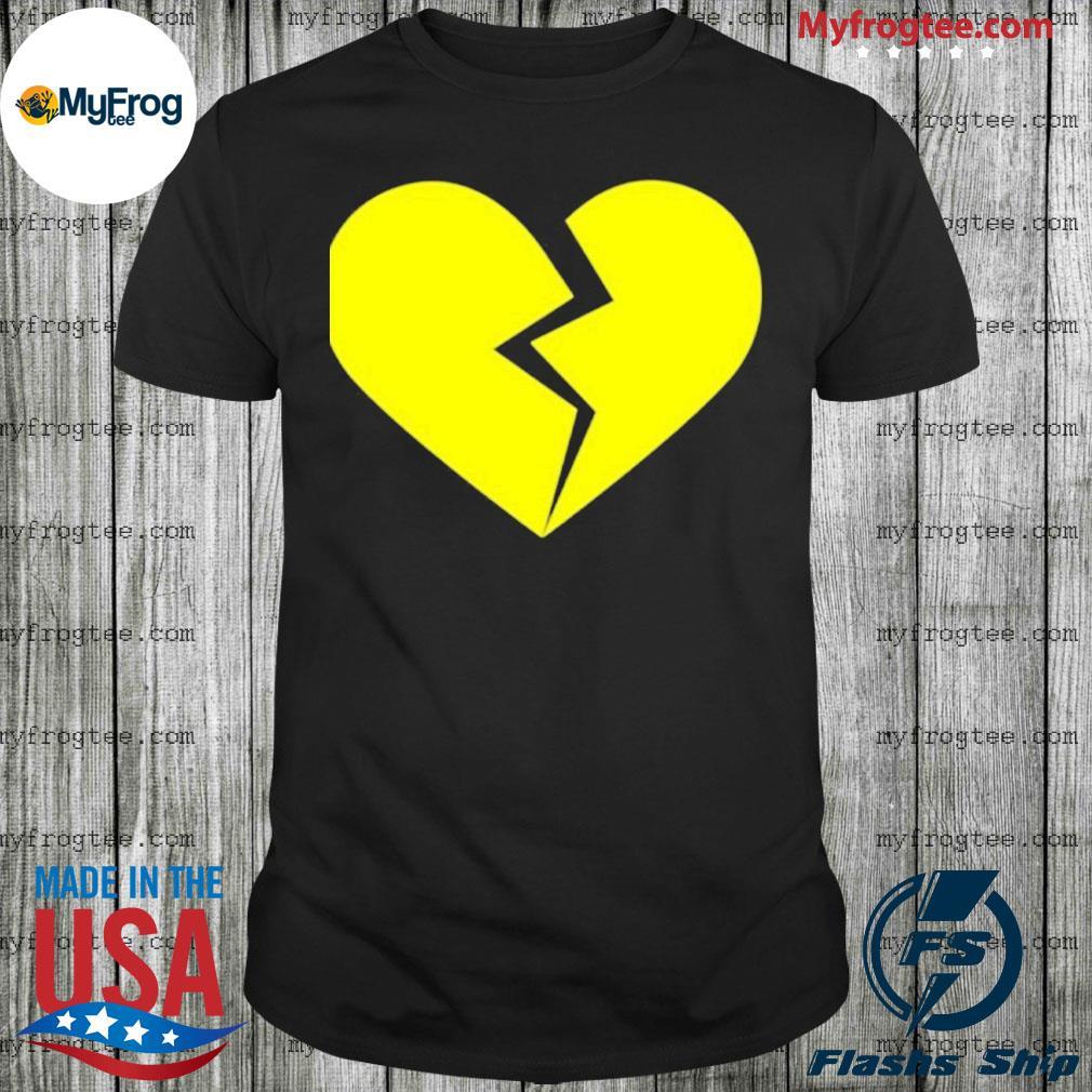Marcus Lemonis Broken Heart shirt