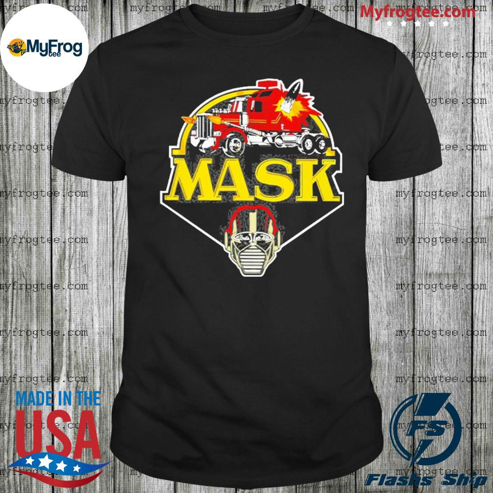 Mask from tee shirt