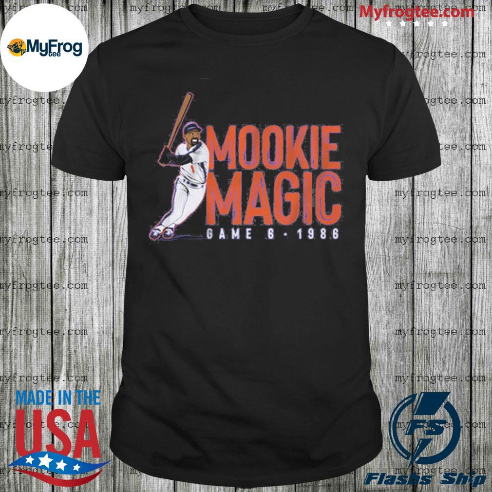Mookie Wilson Magic New York shirt