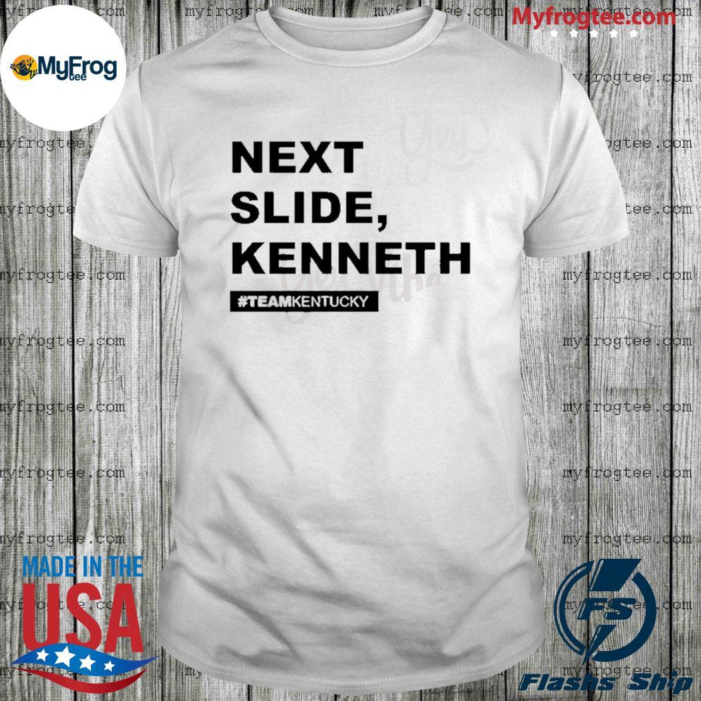 Next Slide Kenneth Kentucky Andy Beshear shirt