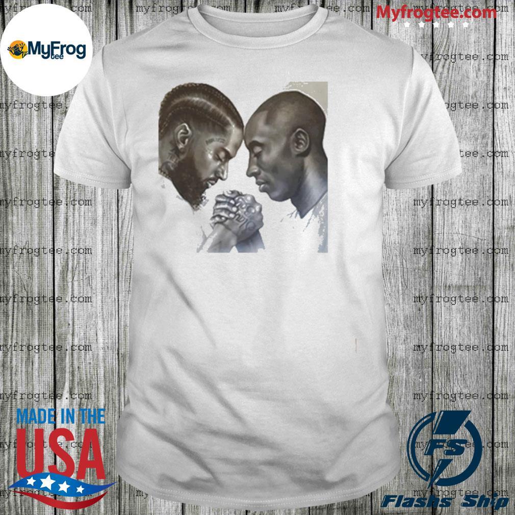 Nipsey Hussle And Kobe Bryant Forever shirt