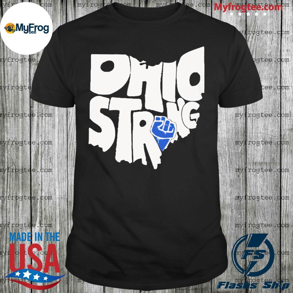Ohio strong 2020 US shirt