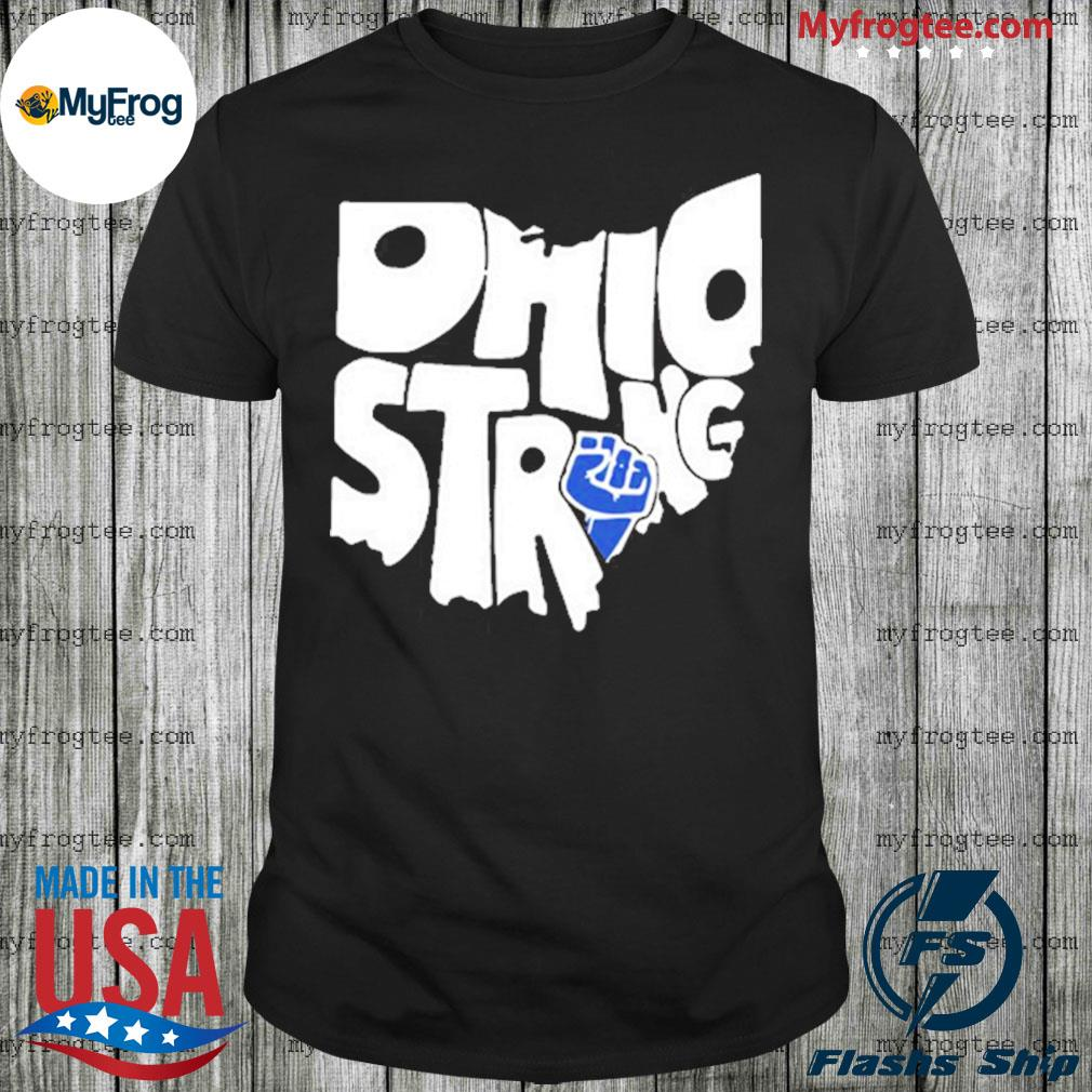 Ohio Strong corona virus shirt