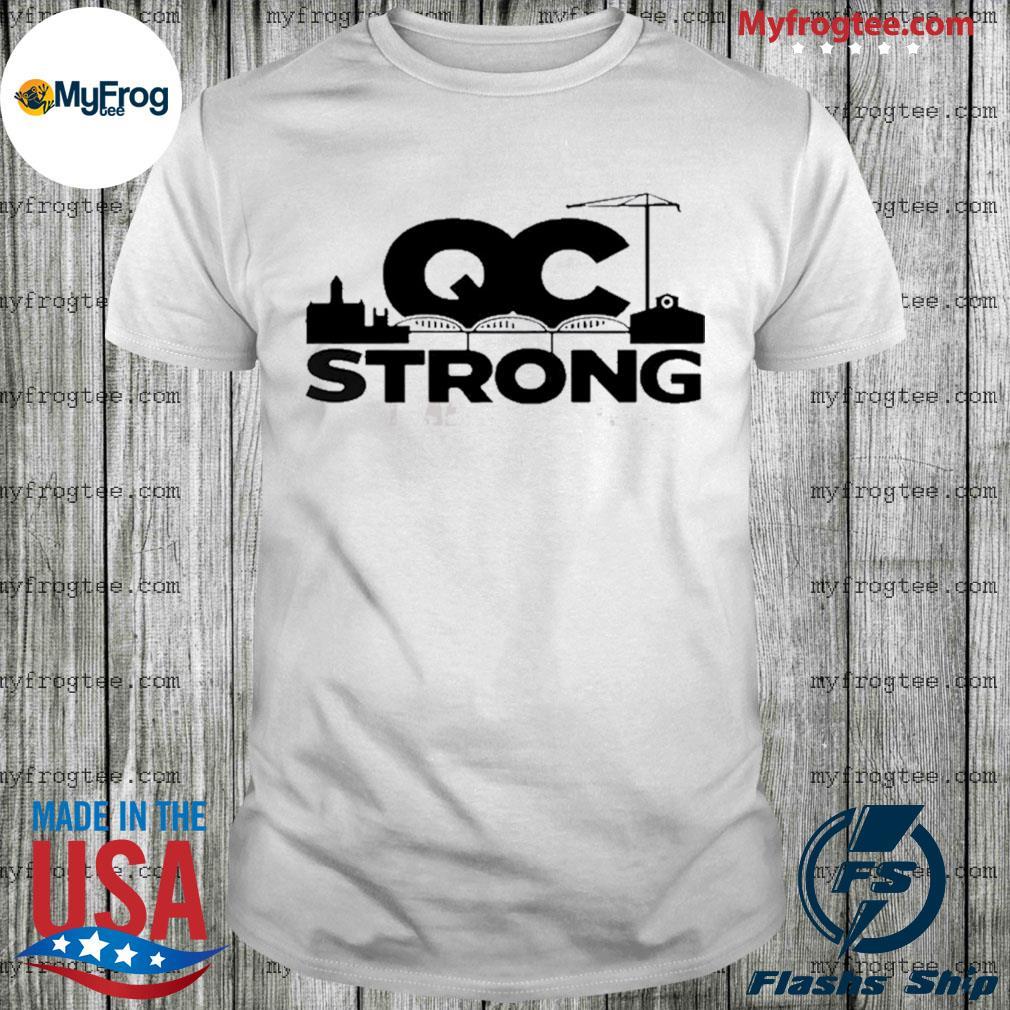 QC Strong Quad City shirt