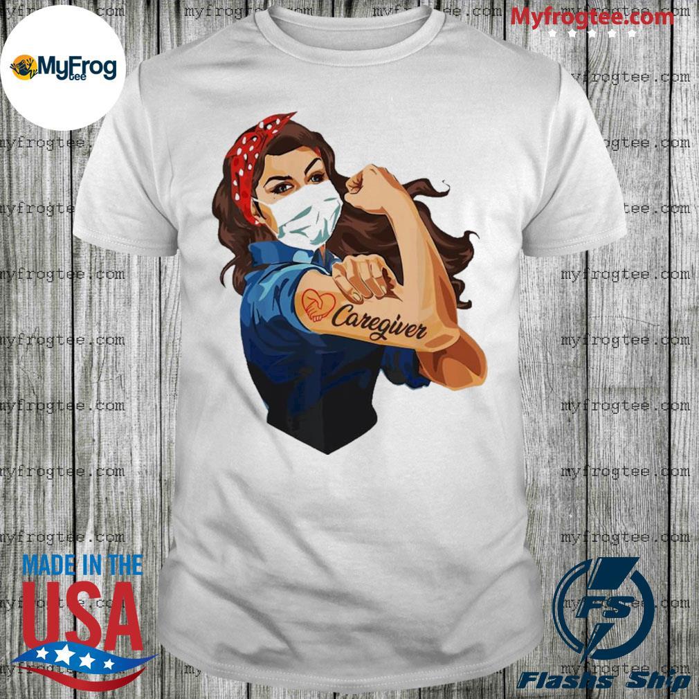 Rosie The Riveter Nurse shirt