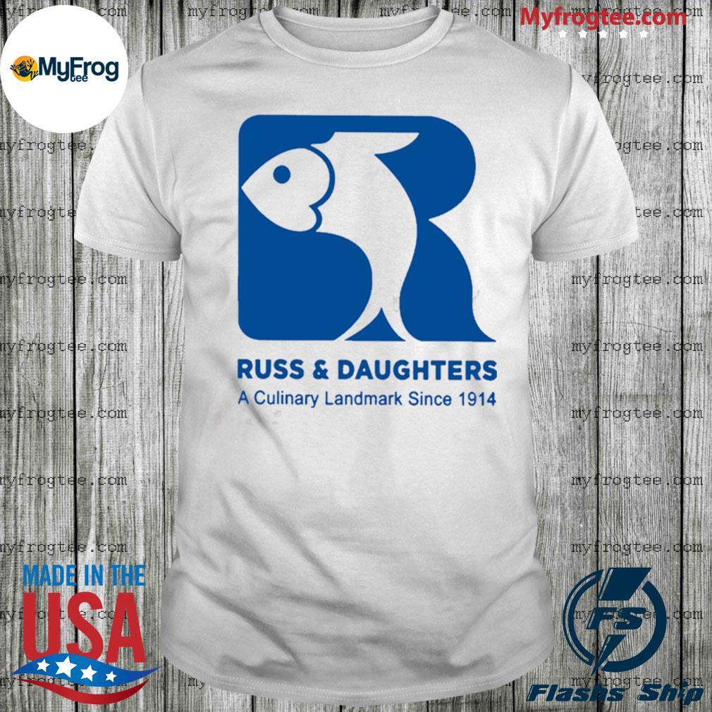 Russ Daughters A Culinary Landmark Since 1914 tom holland shirt