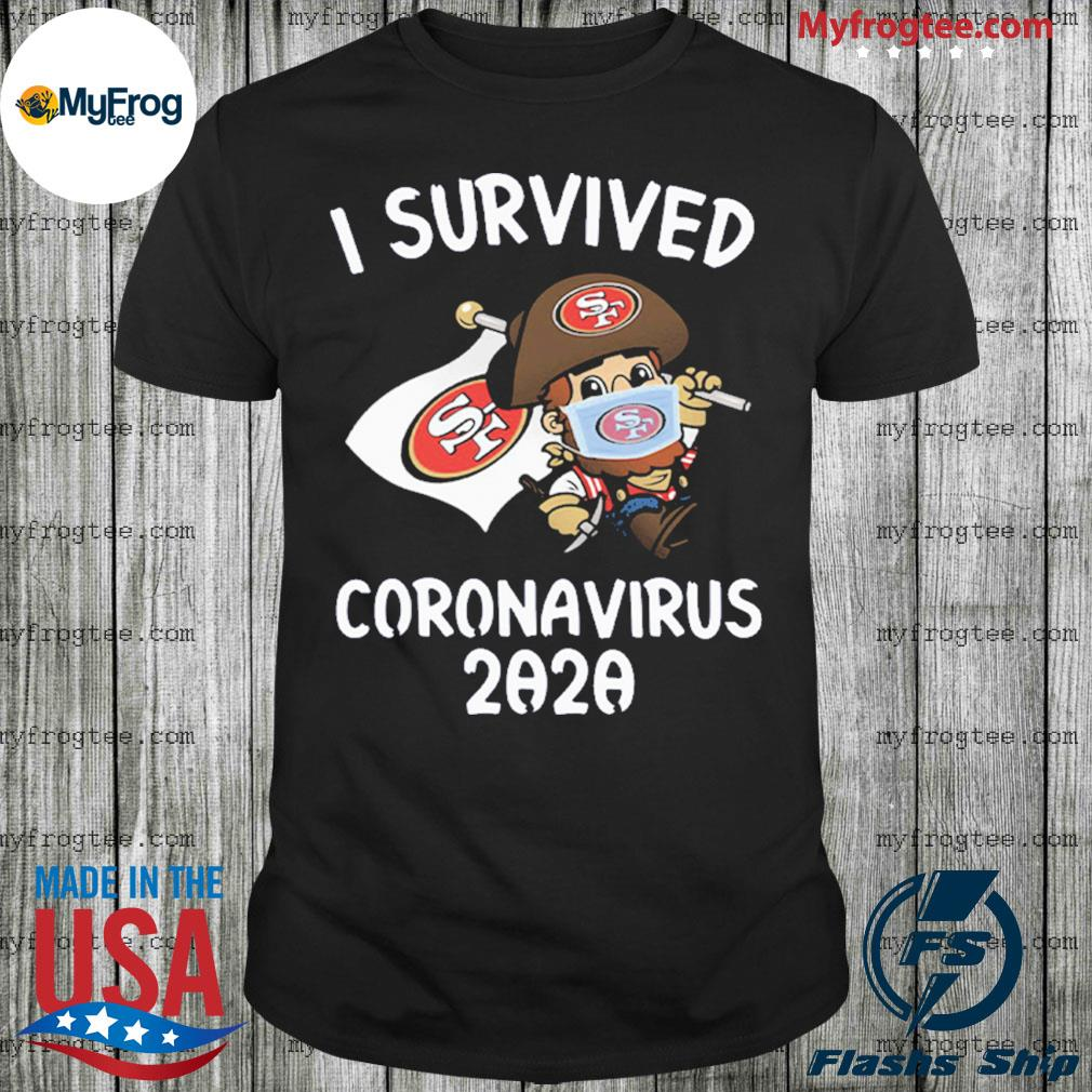 Sf I Survived Coronavirus 2020 shirt