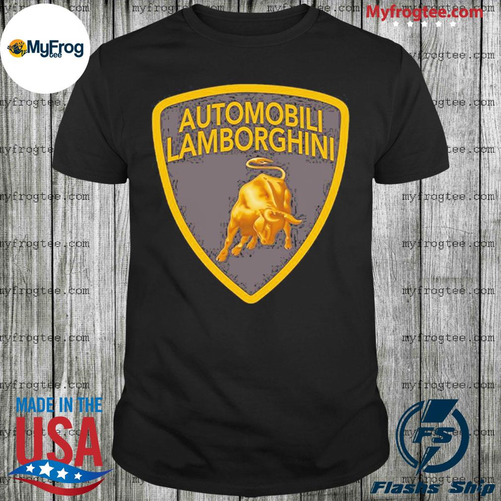 Supreme Lamborghini Tee Shirt