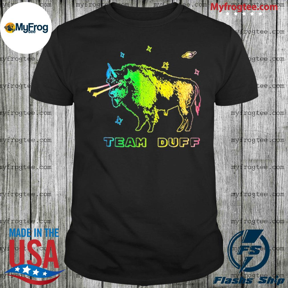 Team Duff Buffalo Shirt