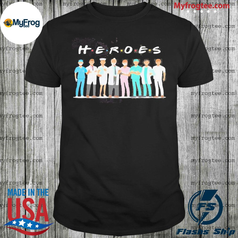 Thank For Doctor Heroes shirt