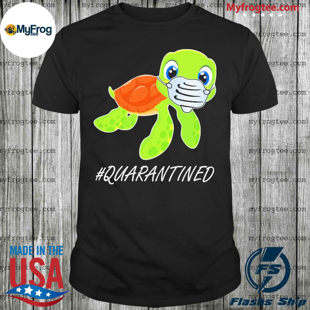 Turtle Quarantined Shirt