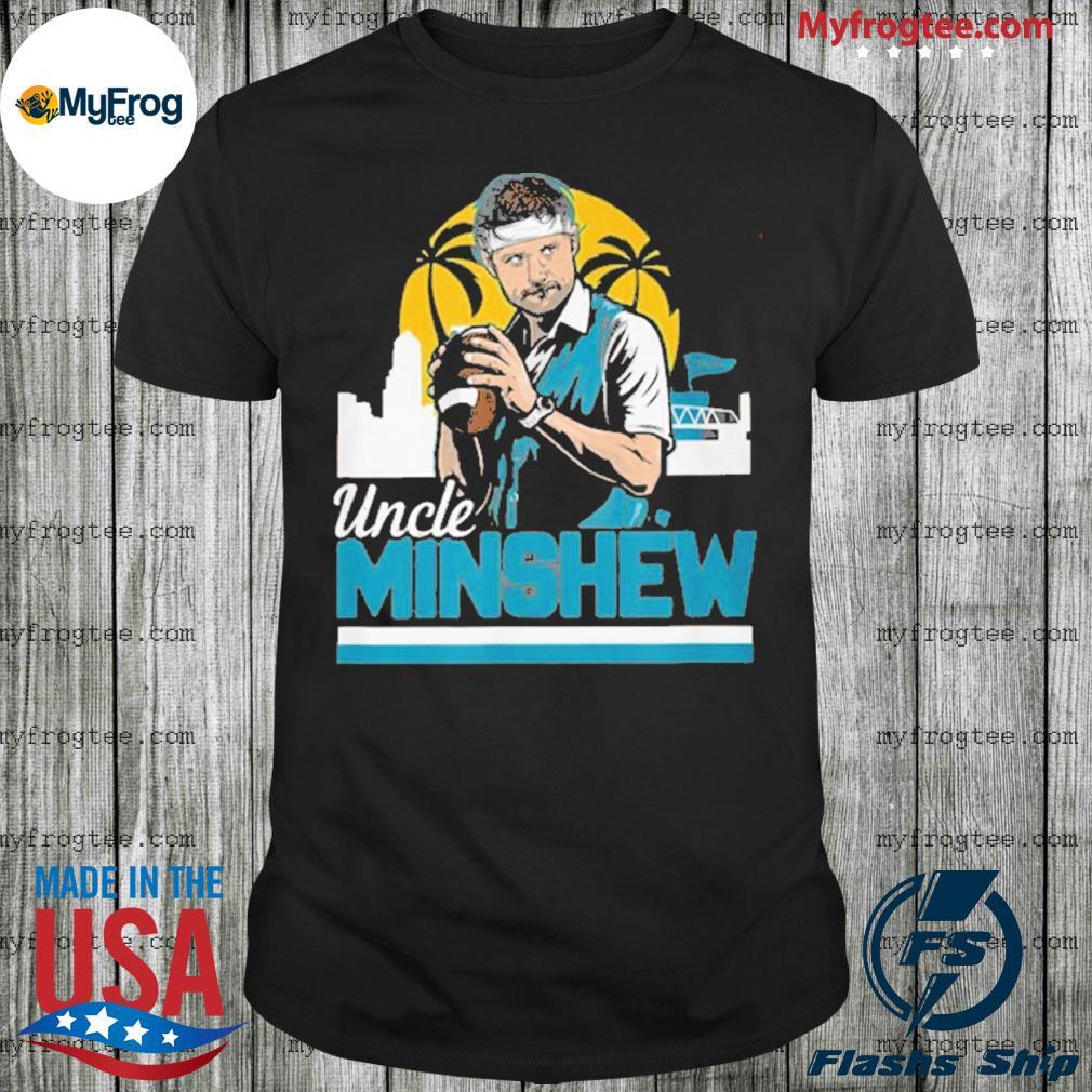 Uncle Minshew – Gardner Minshew shirt