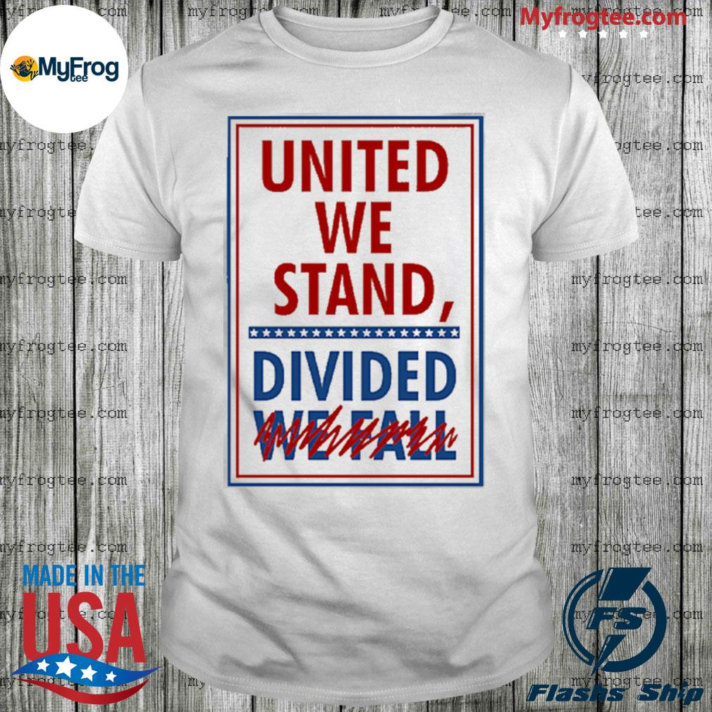 United We Stand the Late Show Stephen Colbert Shirt